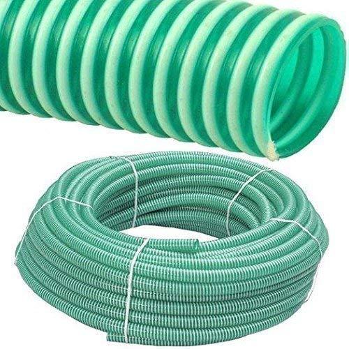 Tuyau en Spirale PVC Tuyau á Pression et Tuyau d'aspiration Produit au mètre De 1 à 4 pouces - 3/4 pouce / 19 x 2.6 mm