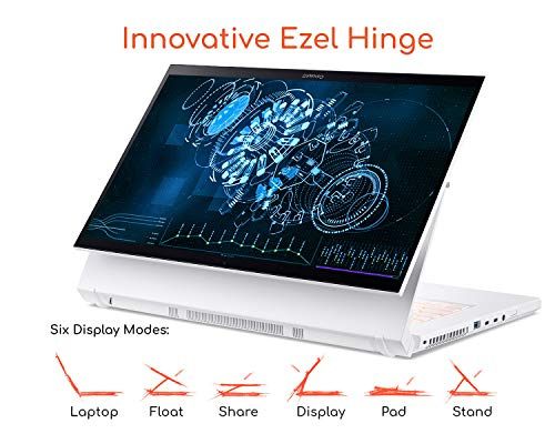 Compare Acer ConceptD 7 Ezel CC715-71 (NX.C5AEK.001) vs other laptops