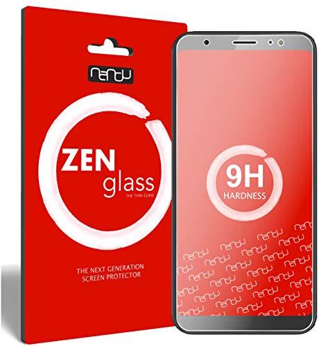 ZenGlass [2 Stück Flexible Glas-Folie kompatibel mit Gigaset GS185 Panzerfolie I Bildschirm-Schutzfolie 9H I (Kleiner Als Das Gewölbte Bildschirm)