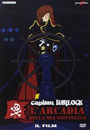 Capitan Harlock-L'Arcadia della Mia Giovinezza (Sticker Panini Standard) (DVD) ( DVD)