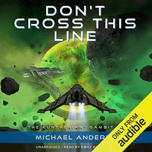 Don't Cross This Line cover art