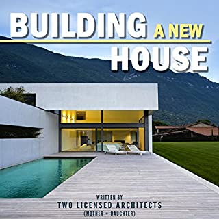 Building a New House audiobook cover art