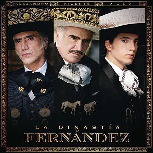 Vicente Fernández, Alejandro Fernández & Alex Fernández