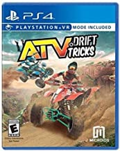 ATV Drift & Tricks PlayStation 4 by Microids