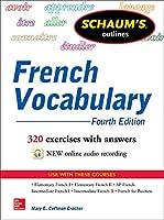 Schaum's Outlines French Vocabulary