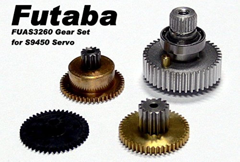 RCECHO& 174; Futaba RC modello Servo Gear Set for R C Hobby S9450 Servo SG944 con RCECHO& 174; Full Version Apps Edizione