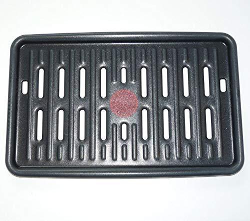 Tefal – Placa para barbacoa/parrilla de mesa o planchas Tefal