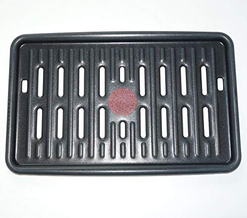 TEFAL - PLAQUE GRILL pour barbecue / grills de table / planchas TEFAL