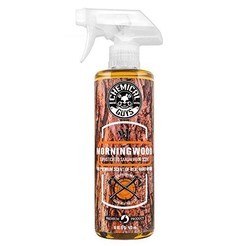 Chemical Guys AIR23016 Morning Wood Sophisticated Sandalwood Scent Air Freshener & Odor Neutralizer, 16 fl. oz, 1 Pack