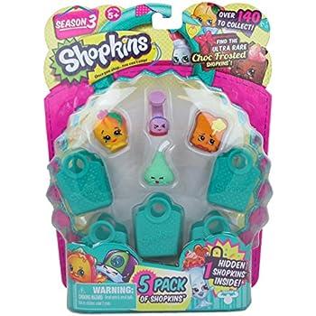 Shopkins Season 3 (5 Pack) Set 41 | Shopkin.Toys - Image 1