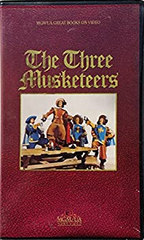 The Three Musketeers  VHS