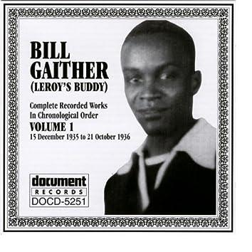 Bill Gaither Vol. 1 1935-1936