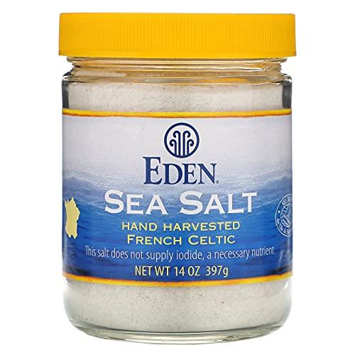 Eden Foods Sea Salt 14 oz (397 g)