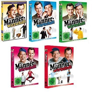 Seasons 1-5 (18 DVDs)