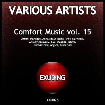 Comfort Music, Vol. 15