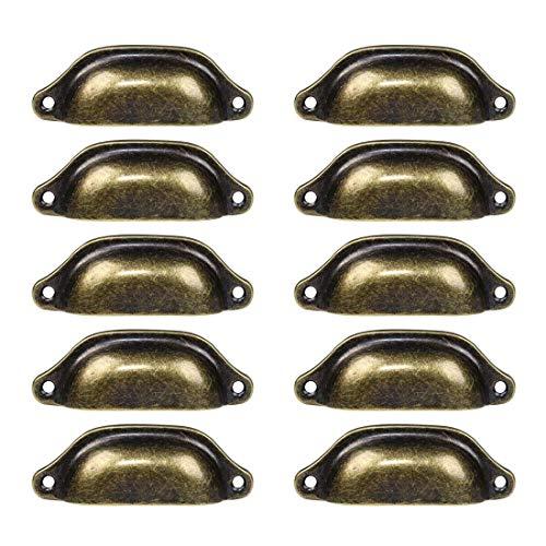 YeVhear - 10 tiradores para cajón o armario o armario de repuesto