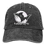 DJNGN Fatshark Unisexe réglable Coton Chapeau Casquette de Baseball Papa Chapeau