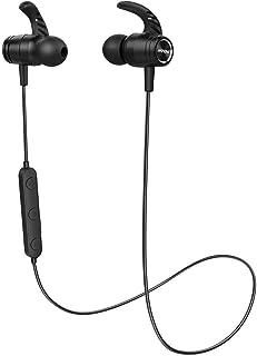 comprar comparacion Mpow Auriculares Bluetooth 5.0, S10 IPX7 Deportivos Inalámbrico Magnético In Ear Estéreo CVC 8.0 Micrófono con Cancelación...