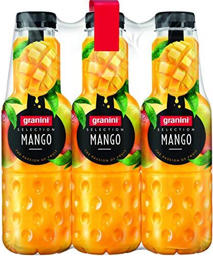 granini Selection Mango, 6er Pack (6 x 750 ml)