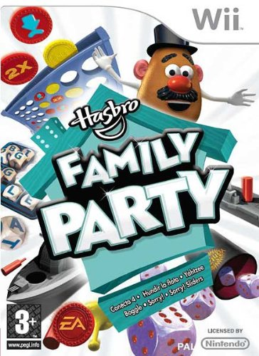 Hasbro Family Party [Importer espagnol]