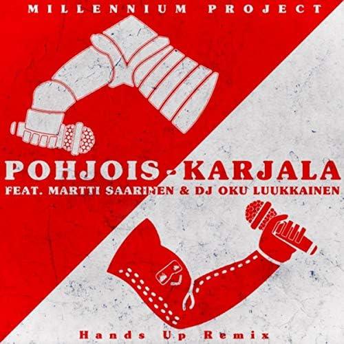 The Millennium Project feat. Martti Saarinen & DJ Oku Luukkainen