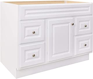 glacier bay vanity 48 inches