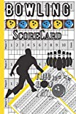 Bowling Scorecard This is How I Roll: Individual Bowling Scorebook Track Great As a Game Record Keeper Notebook for Bowling for Players.
