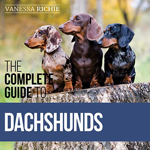 The Complete Guide to Dachshunds cover art