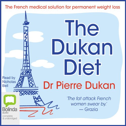 The Dukan Diet cover art
