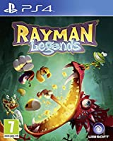 Rayman Legends Ps4 [Import French] (Game in English) by UBI Soft [並行輸入品]