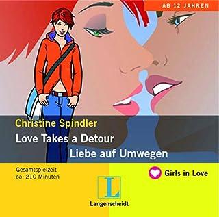 Love Takes a Detour - Liebe auf Umwegen (Langenscheidt Girls in Love) Titelbild
