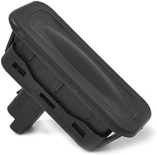 TLU-Kaxu - Tailgate Boot Release Switch Button 8200076256 For Renault Clio Megane Captur Kangoo Black Luggage Switch