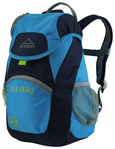 McKINLEY Little Ricky 8 Liter Rucksack (Farbe: Navy/blau/grün)