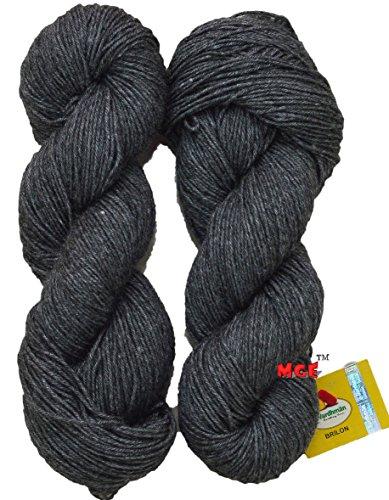 Vardhman Brilon 100% Acrylic Wool, (Wrosted) (200 gm)