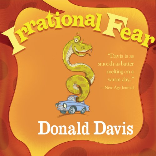 Irrational Fear  audiobook cover art