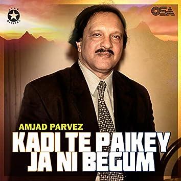 Kadi Te Paikey Ja Ni Begum