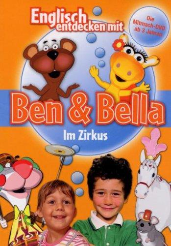 Englisch entdecken mit Ben & Bella - Im Zirkus