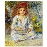 JUNIWORDS Poster, Pierre Auguste Renoir, Kleines