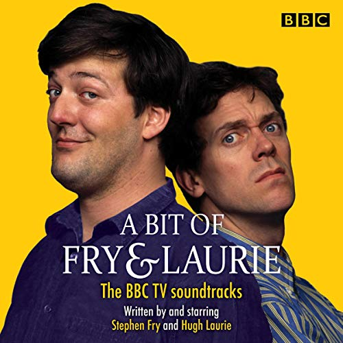 A Bit of Fry & Laurie cover art
