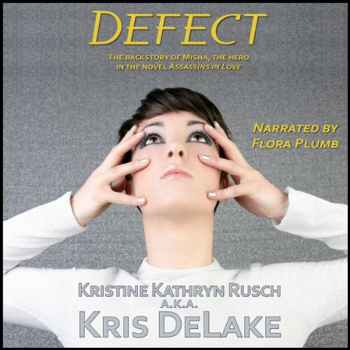 Defect audiobook cover art