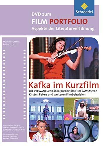 Film Portfolio : Kafka im Kurzfilm, DVD-ROM Die Verwandlung interpretiert im Film