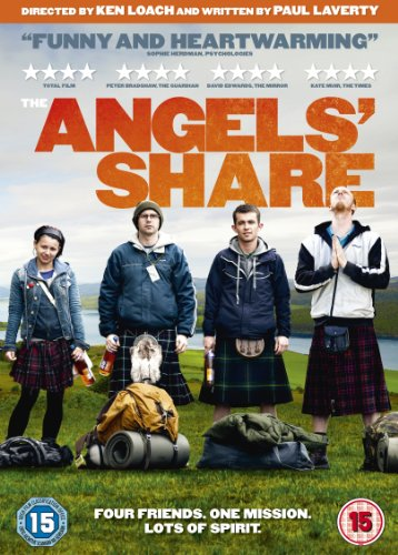 The Angels' Share [DVD] [Reino Unido]