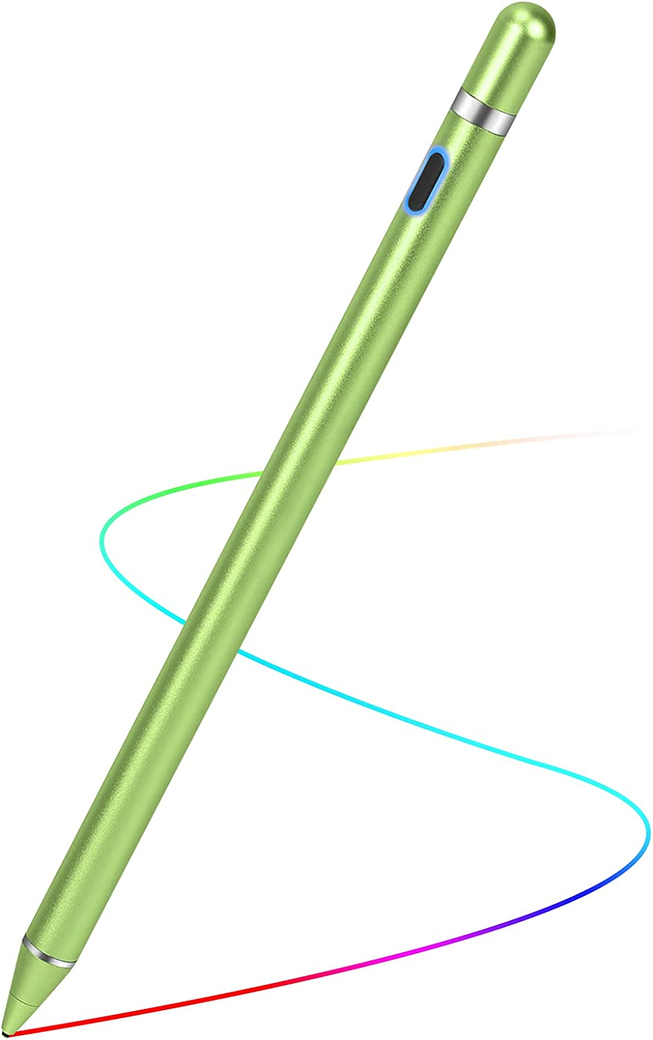 Digital Stylus Pens for Touch Screens Fine Point Stylist Pen Precise and Smooth Stylish Pencil (Green)