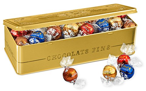 Assortiment de chocolats Lindor