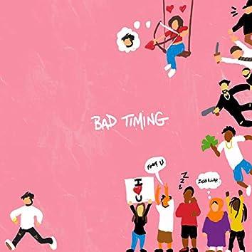 Bad Timing - EP