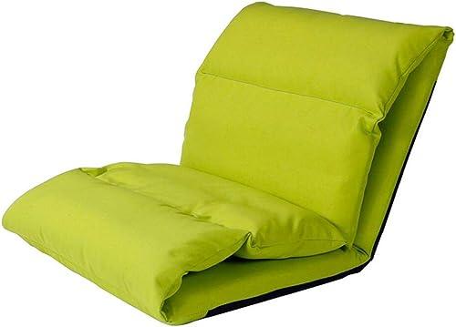 MOOMDDY Faltbare Lazy Couch, Einzelsofa, Schlafsaalstuhl, Bettcomputerstuhl, Balkon-Loungesofa, Tatami,Aa