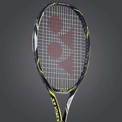 YONEX Raqueta de tenis EZone DR 25Graphite lima talla 0