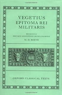 Epitoma rei militaris (Oxford Classical Texts)
