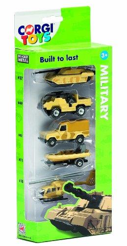 Corgi Toys Military Vehicle (pack Of 5)