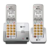 AT&T EL51203 DECT 6.0 Phone with Caller ID/Call Waiting, 2 Cordless...